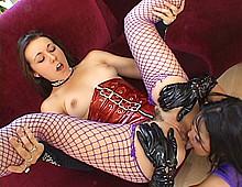 Video de cul de deux lesbiennes sexy